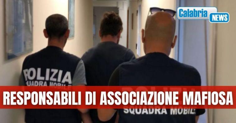 """Reggio Calabria, operazione anti-'ndrangheta """"Pedigree 3"""": arrestati due esponenti del clan Serraino"""