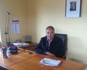 Eduardo Vivacqua, sindaco di Marano Marchesato