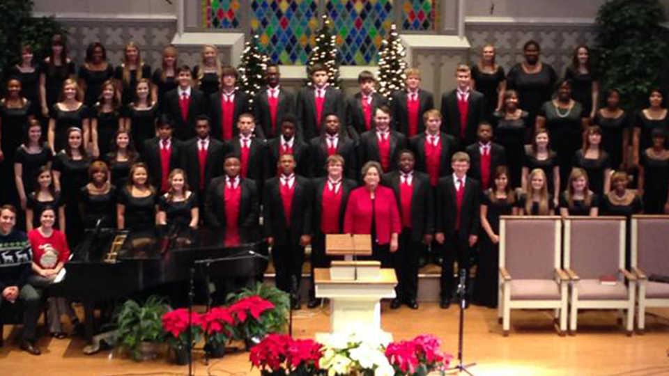 Special Performance: Marshall Choir | California Academy ...