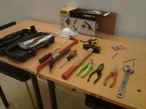 algunes de les eines que farem servir