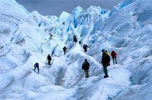 Minitrekking in Perito Moreno glacier