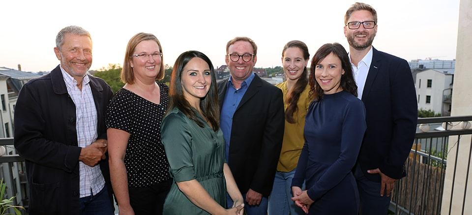 Team calaidoskop Institut und Praxis