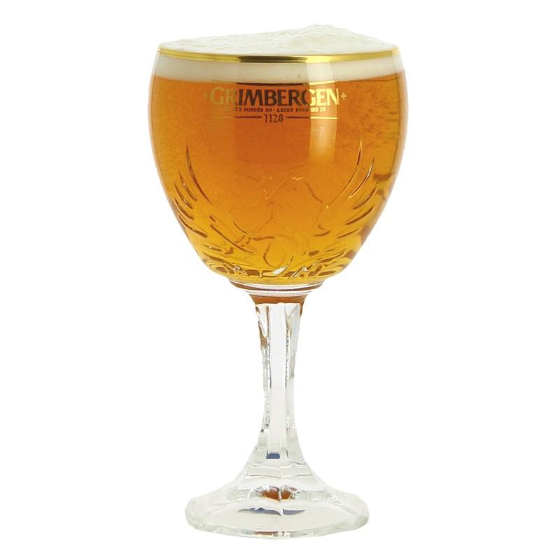 verre a biere grimbergen 33 cl