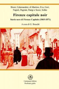 copertina FIRENZE CAPITALE NOIR