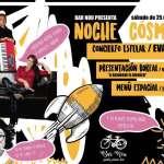 """Presentació de """" A RAINBOW IS BROKEN"""" de Natalia Fariñas al Bar Nou"""