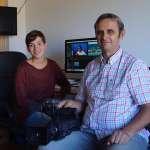 Entrevistam en Biel Capó, cronista audiovisual del nostre poble, amb motiu del 25è aniversari de la Televisió Serverina