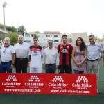 """La marca """"Cala Millor"""" patrocina el C.D. Serverense en la seva nova etapa a Tercera Divisió"""
