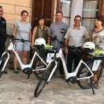 L'ajuntament serverí incorpora dues bicicletes elèctriques
