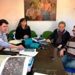Reunió dels batles de la comarca de Llevant per tractar el projecte de la nova línia elèctrica Artà – Manacor (Bessons)