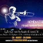 Homenatge musical a Miquel Andreu Santandreu a l'Església Nova de Son Servera