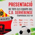 Aquest diumenge a Ses Eres, gran presentació de tots equips del C.D. Serverense