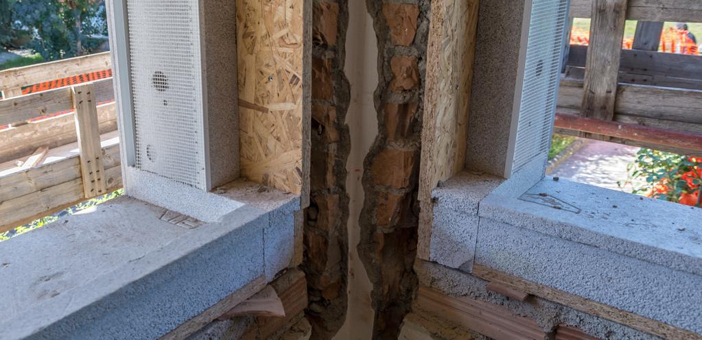 Controtelai finestre montaggio rendimento energetico