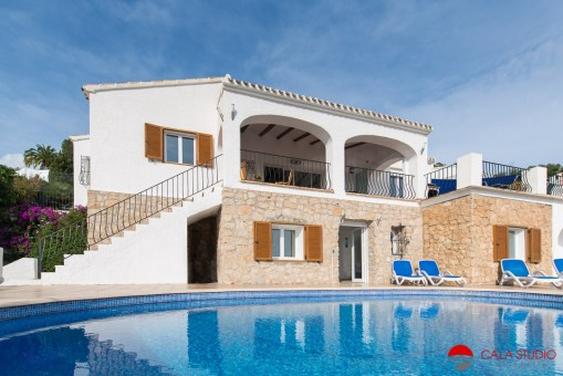 Javea photographer Holiday Rental Villa