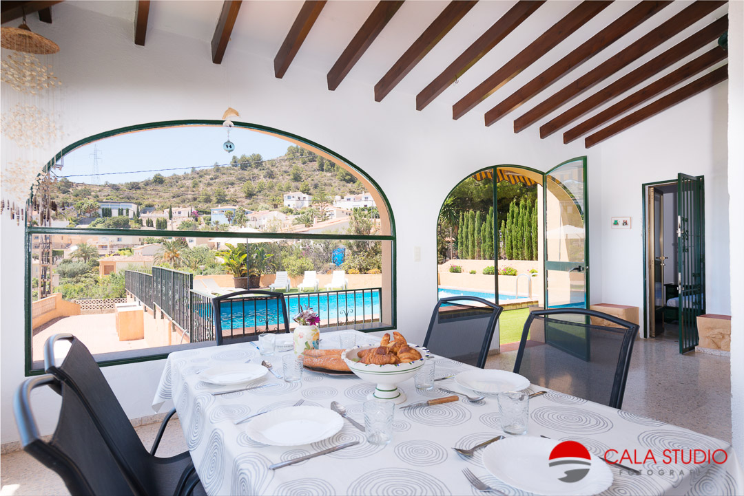 Moraira Villa Photographer