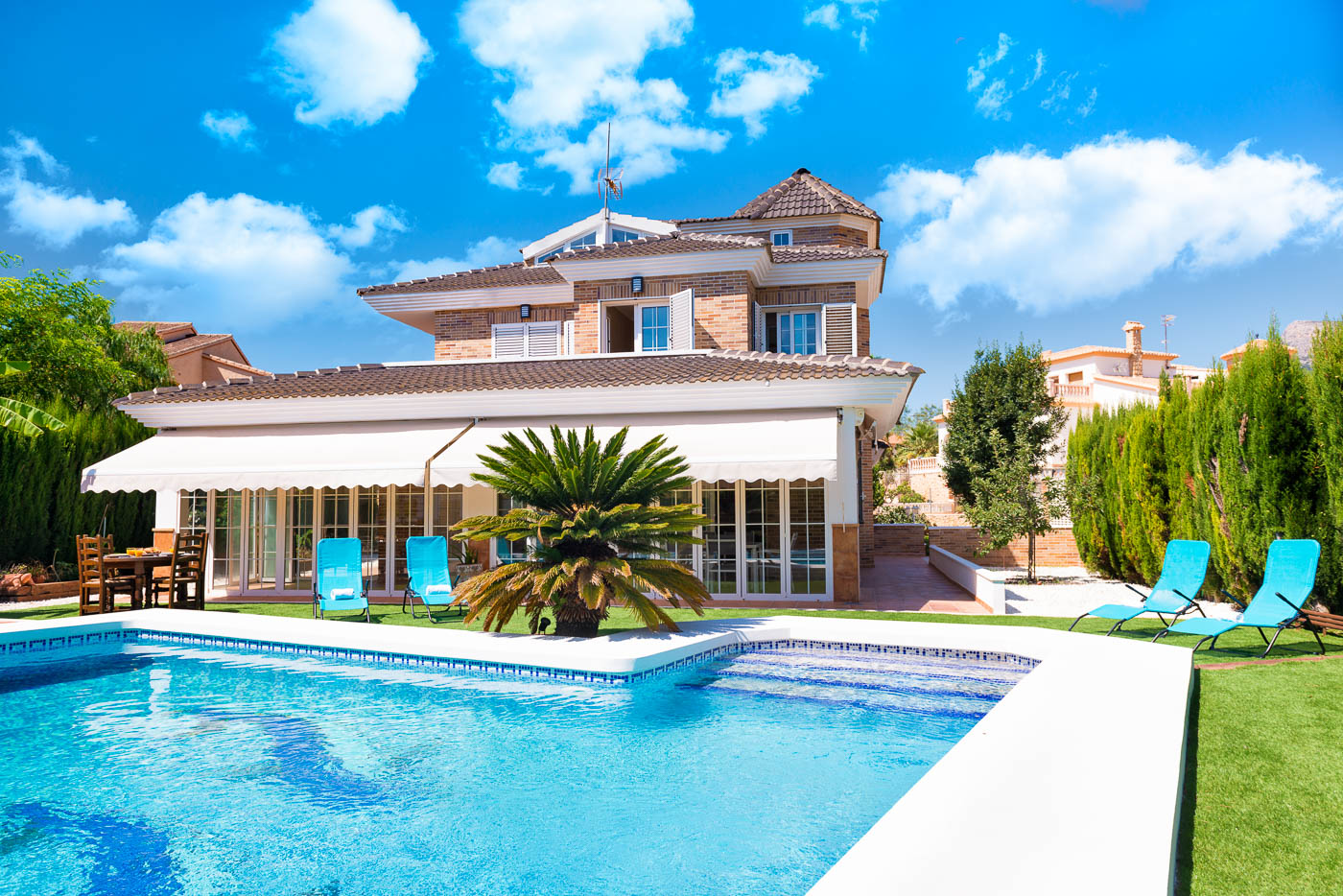 villa photographer costa blanca alicante