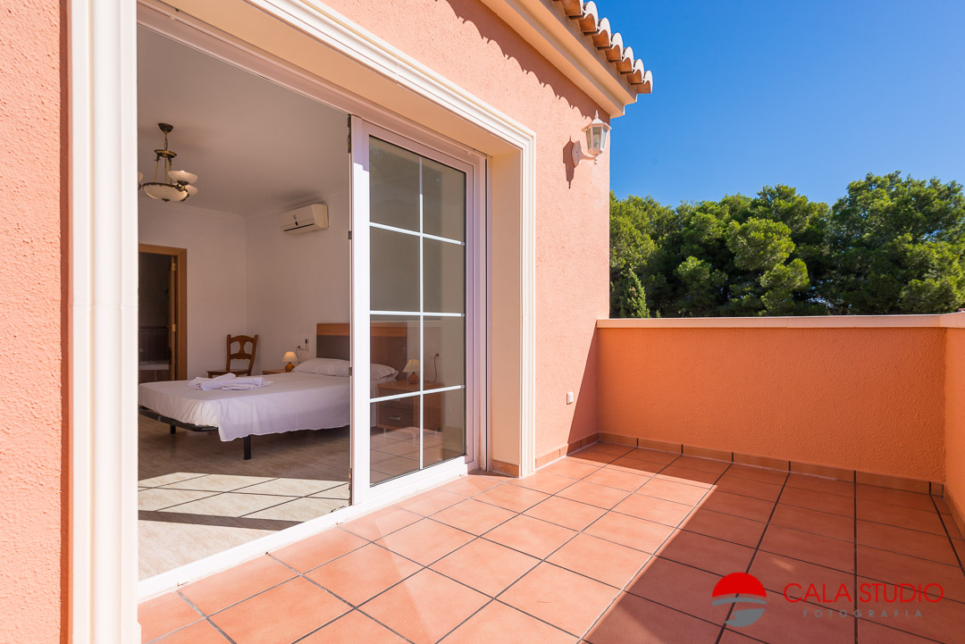 Holiday Villa Photographer Calpe