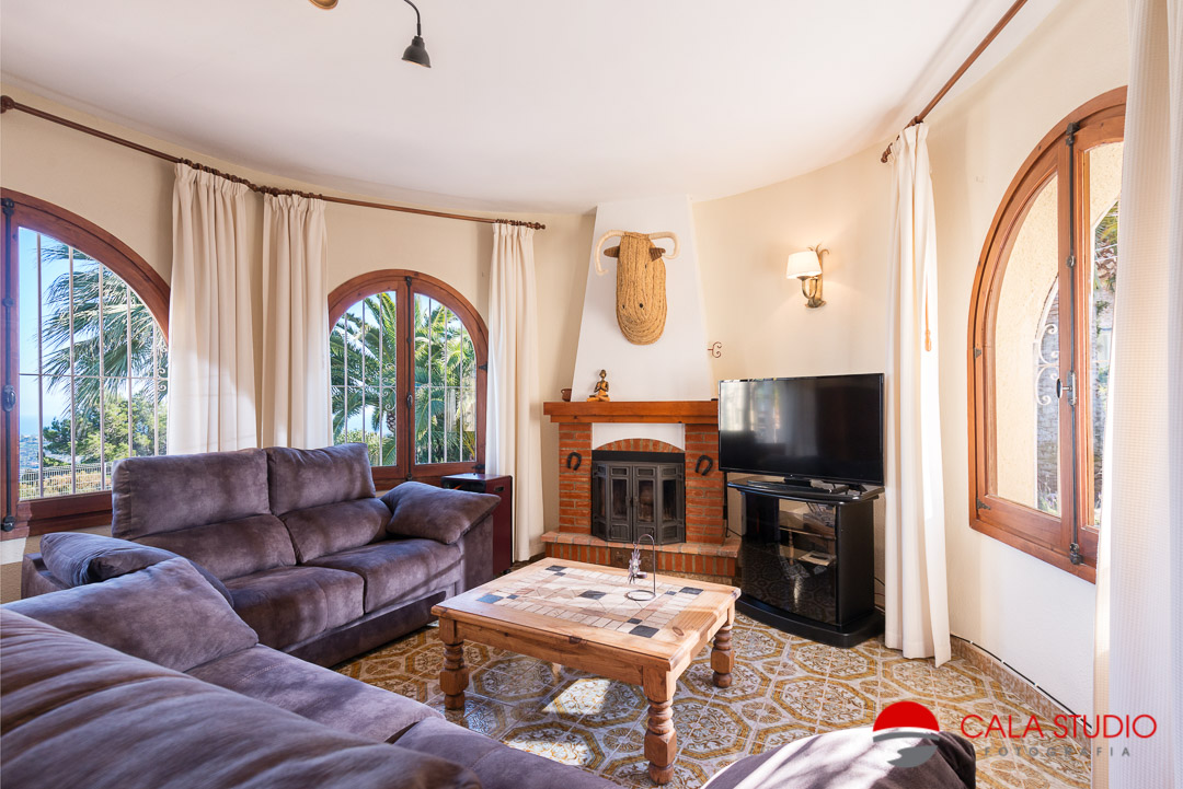 Holiday Villa Photographer Calpe Costa Blanca