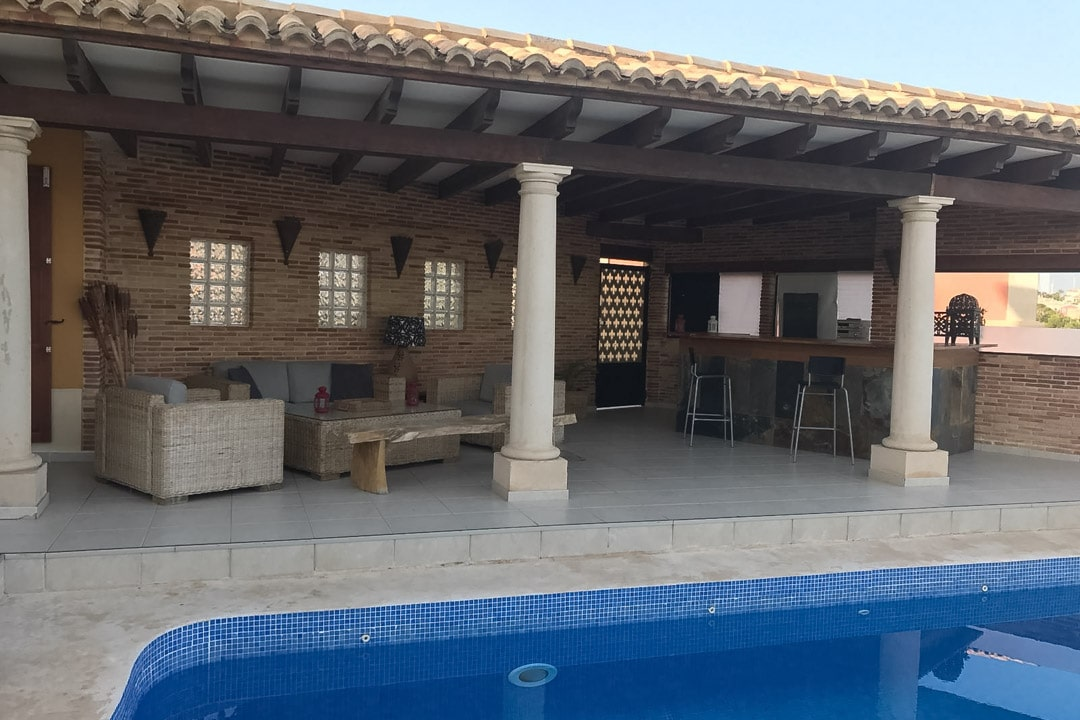 before after real estate photographer costa blanca