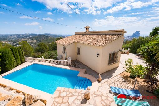 Calpe Real Estate Photographer Villa Holiday Rental