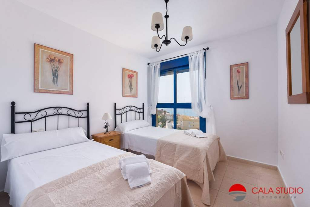 Calpe Apartment Property Photography