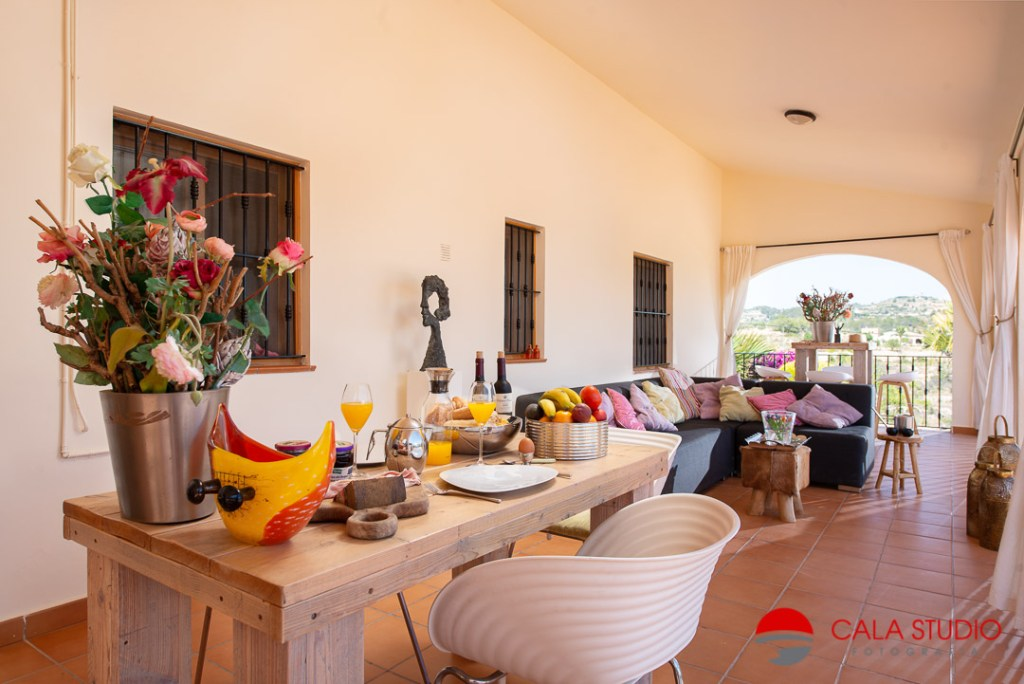 Benissa Professional Real Estate Photographer Luxury Villas