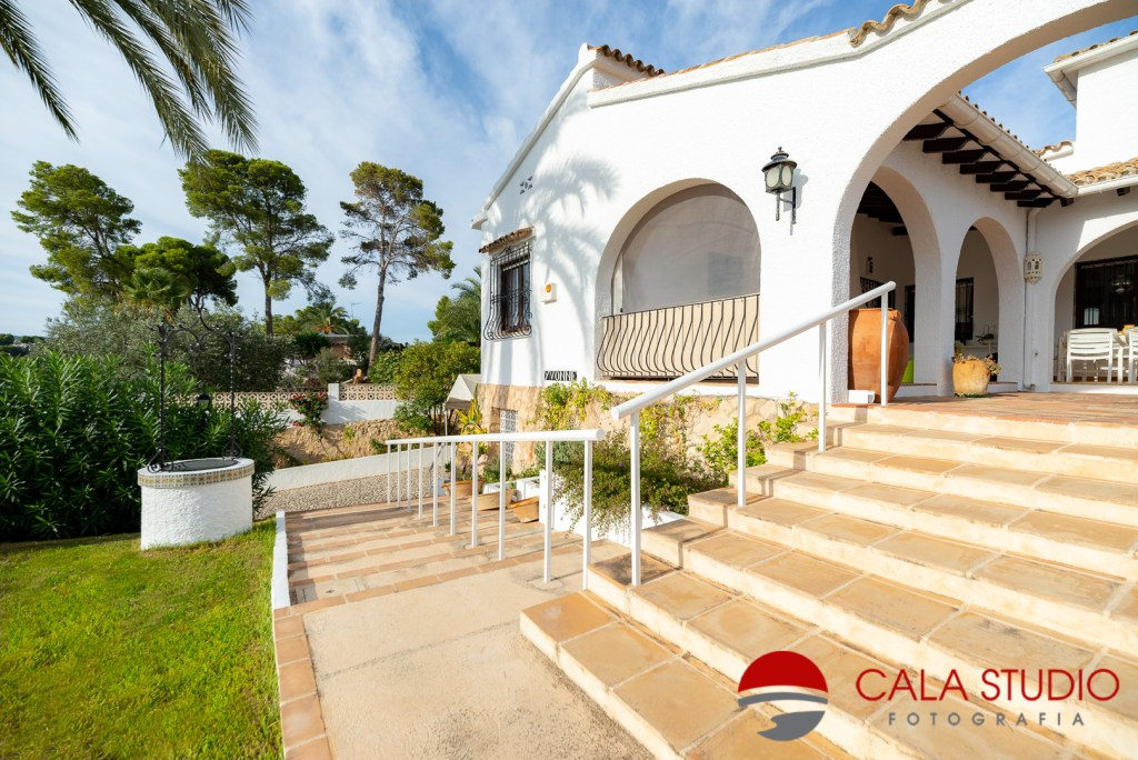 Moraira Teulada Professional Real Estate Photographer