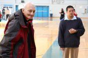 ABC Adult Day Program, Phil & Sammie in Adaptive P.E. Class