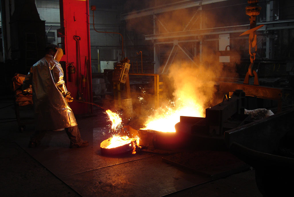 Pulling Fire