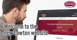 New Lawton website