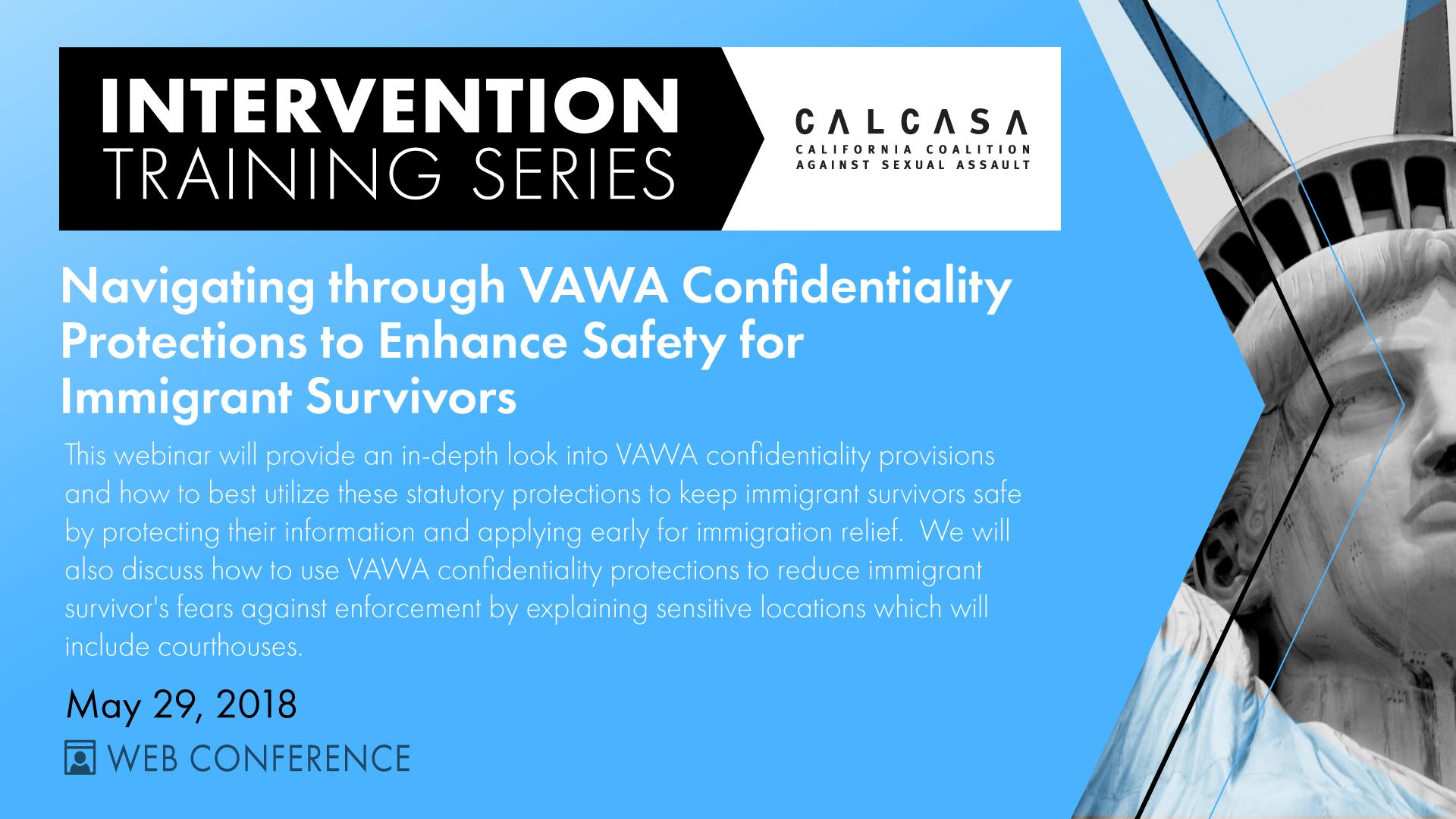 Navigating VAWA web conference