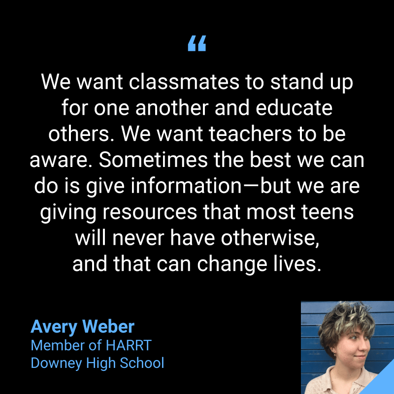 Avery Weber Quote