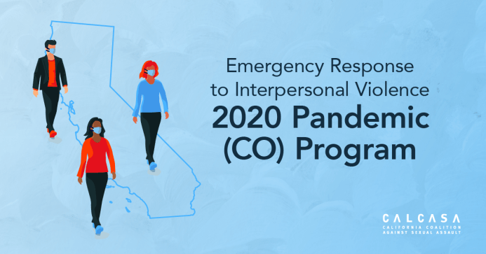 CALCASA hosts a webinar for Emergency COVID 19 Funding for Victim Services