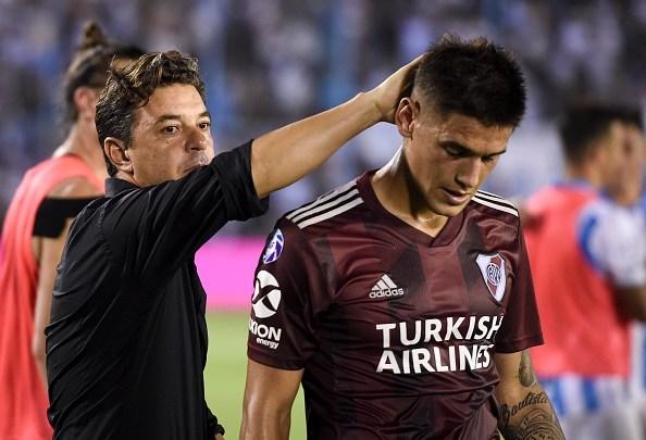 """Gallardo: """"Complimenti al Boca"""""""