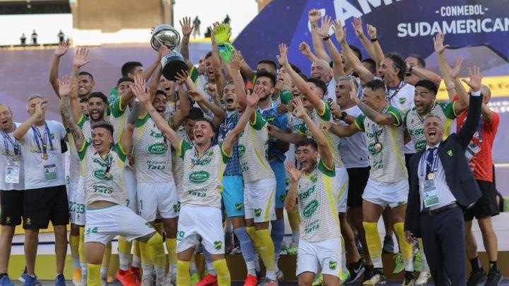 Crespo e Defensa y Justicia: che trionfo in Copa Sudamericana!