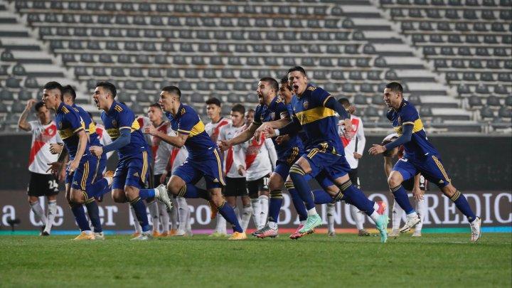 Il Superclasico (di Copa Argentina) è del Boca