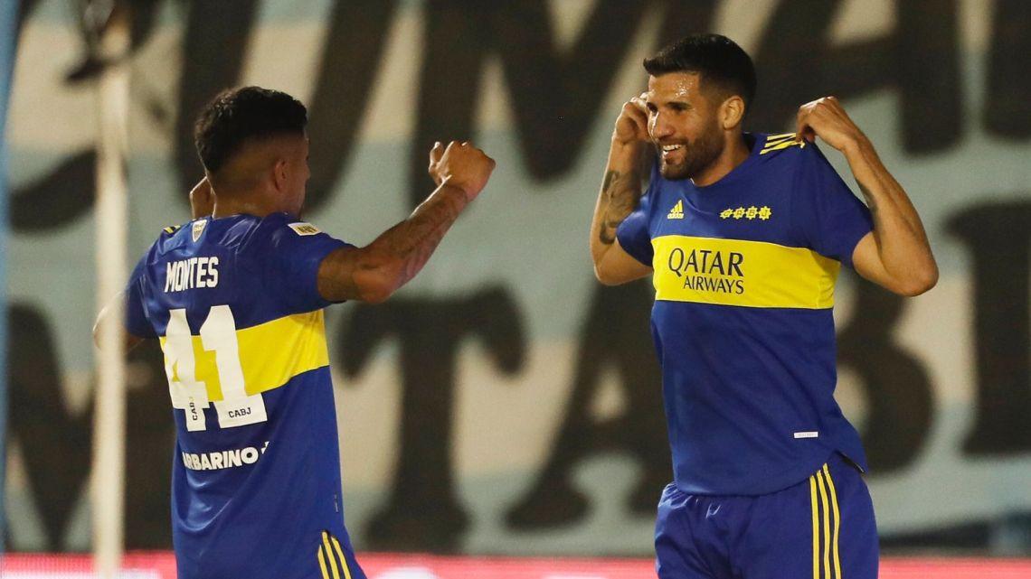 Con Lopez e Montes il Boca vince a Tucumán
