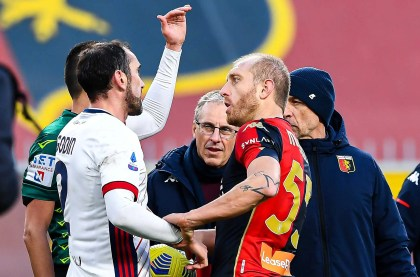 Genoa in Cagliari to keep away from a historic defeat