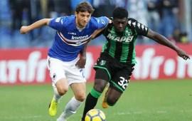 Serie A, tutto su Sassuolo-Sampdoria: orario, probabili formazioni e dove vederla