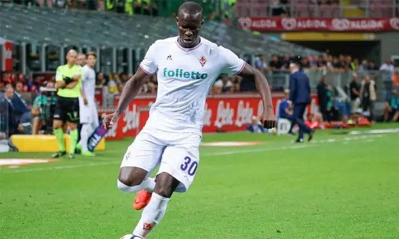 Fiorentina, incontro con il Sassuolo per il futuro di Babacar