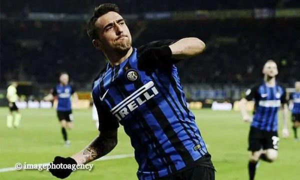 Lazio-Inter 2-3, le pagelle: Vecino decisivo, Lulic disastroso