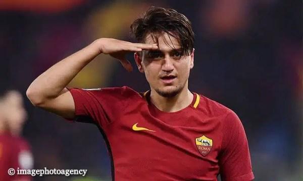 """Roma, Under: """"Ho bisogno di segnare per sbloccarmi. Gol più bello? Quello allo Shakhtar"""""""