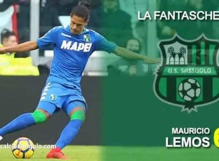Fantascheda-FANTACALCIO-MAURICIO-LEMOS-SASSUOLO