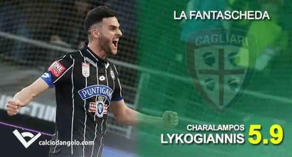 """FANTASCHEDE – Cagliari, ecco Lykogiannis: un """"Kolarov greco"""" per i sardi"""