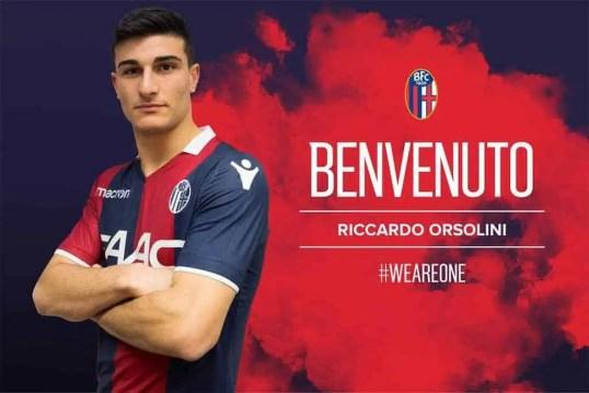 UFFICIALE: Bologna, arriva Orsolini dall'Atalanta via Juventus