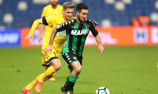Udinese-Sassuolo, le formazini ufficiali: Jankto e Sensi dal 1′