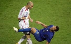"""Materazzi-Zidane, Sagnol svela: """"Tutta colpa di Wiltord"""""""