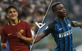 Under e Karamoh, le facce nuove di Roma e Inter per la rincorsa Champions