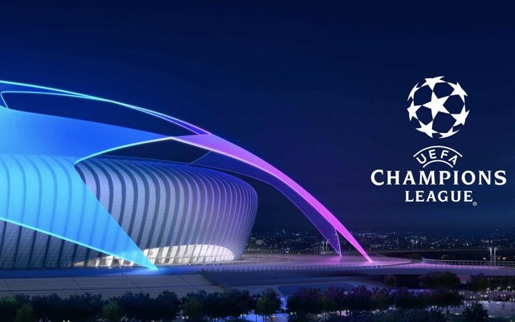 CHAMPIONS LEAGUE NUOVO LOGO