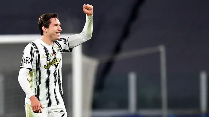 Juventus, Chiesa: «Gol? Vi svelo cosa mi ha detto Pirlo» - Calcio News 24
