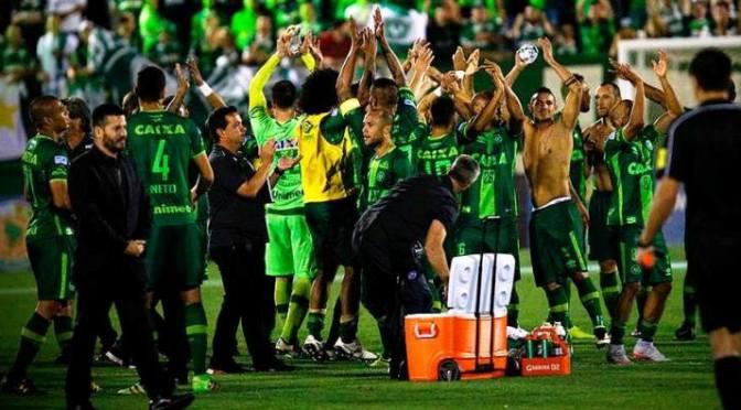 Chapecoense: dalla tragedia aerea alla ricostruzione dell'intera squadra
